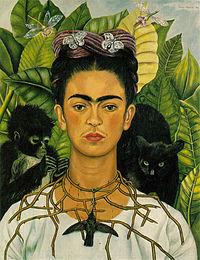 200px-Frida_Kahlo_(self_portrait)