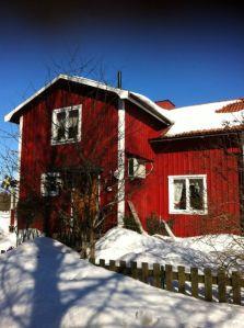 Margiths föräldrahem i Dalkarlsbo