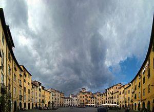 Piazza dell'Anfiteatro i Lucca