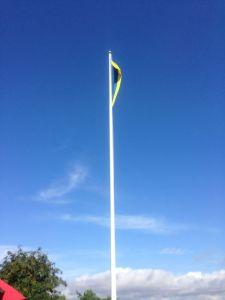 Femöreflaggstången