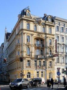 Hotell Drei Kronen, Wien