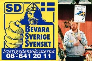 BSS och Sverigedemokraterna